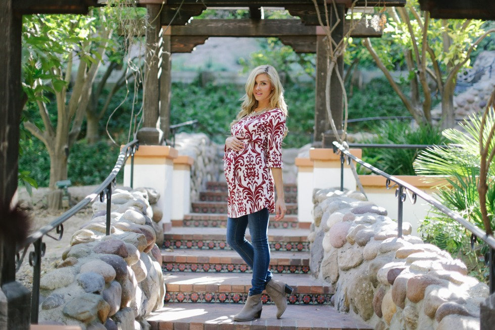 maternity photo shoot outfits